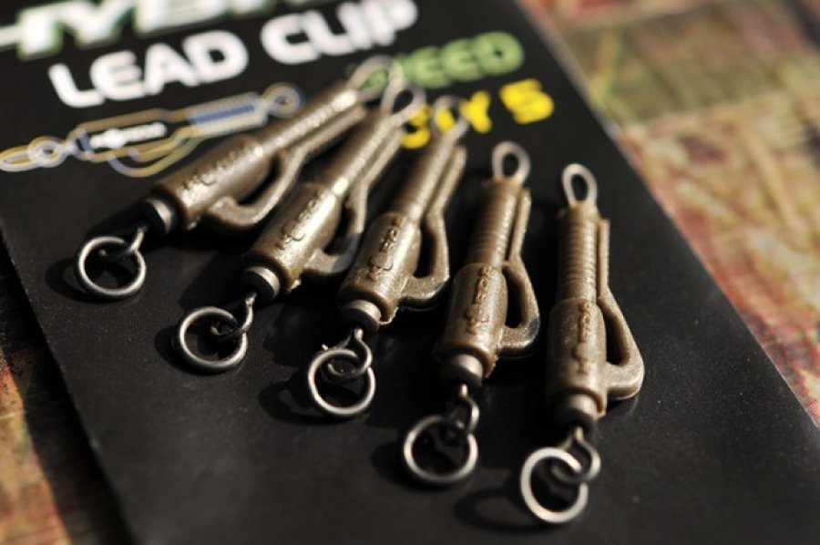 Koeda Lead Clip Hybrid clay, 5ks