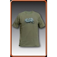 ESP URBAN T-SHIRTS green L