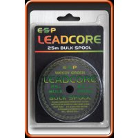 ESP LEADCORE BULK  Weedy green 45 Lb. 25 m