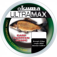 Okuma Ultramax Carp Brown