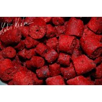 LK Baits ReStart Pellets Wild Strawberry