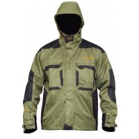 Bunda NORFIN PEAK demi-season jacket zelená/green XXL