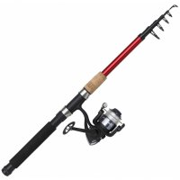 DAM MADCAT prut Fighter pro combo tele spin 2,1m 10-30g  - 20FD