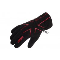 Rukavice NORFIN Gloves black
