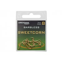 DRENNAN Sweetcorn barbless vel. 8