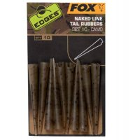 Fox Edges Naked Line Tail Rubbers Camo