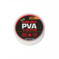 Fox Edges PVA páska Slow Melt PVA Tape 10mm 20m