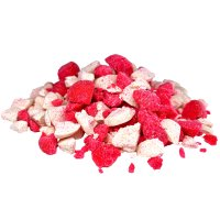 LK Baits Crushed Boilies PVA 800g Wild Strawberry/Carp Secret L