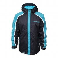 Drennan bunda 25K Waterproofs Jacket Aqua/Black