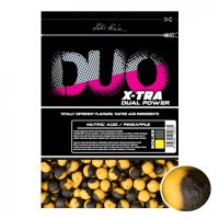 LK Baits DUO X-Tra Boilies Nutric Acid/Pineapple 12mm, 800g