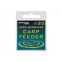 DRENNAN Eyed B'less Carp Feeder