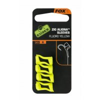 FOX Edges Zig Aligna Sleeves Fluoro Yellow
