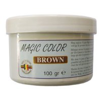 MVDE Magic Color Brown 100g