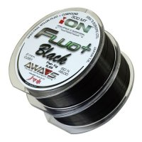 Awa-shima Ion Power Fluo+ Black 600m (2x300m) 0,286mm