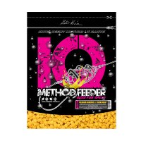 IQ Method Feeder Speed Pellets 600g Maďarský Med / Hungarian Honey 2mm
