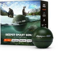Deeper Smart Sonar Fishfinder Chirp+