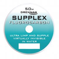 DRENNAN Supplex fluorocarbon 50m 4,4lb 0,17mm
