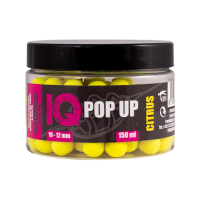 IQ Method Feeder Pop UP Fluoro Boilies 10-12mm,150 ml Citrus