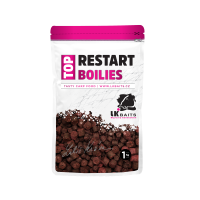LK Baits Top ReStart Pellets Purple Plum