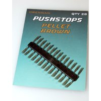 DRENNAN Pushstop Pellet brown