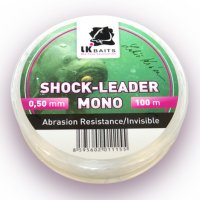 LK Baits SHOCK- LEADER MONO 0,50mm/100m