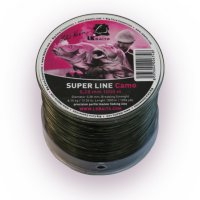 LK Baits Super Line Camo 0,24mm 1000m